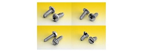 Hardened Stainless Steel Screws