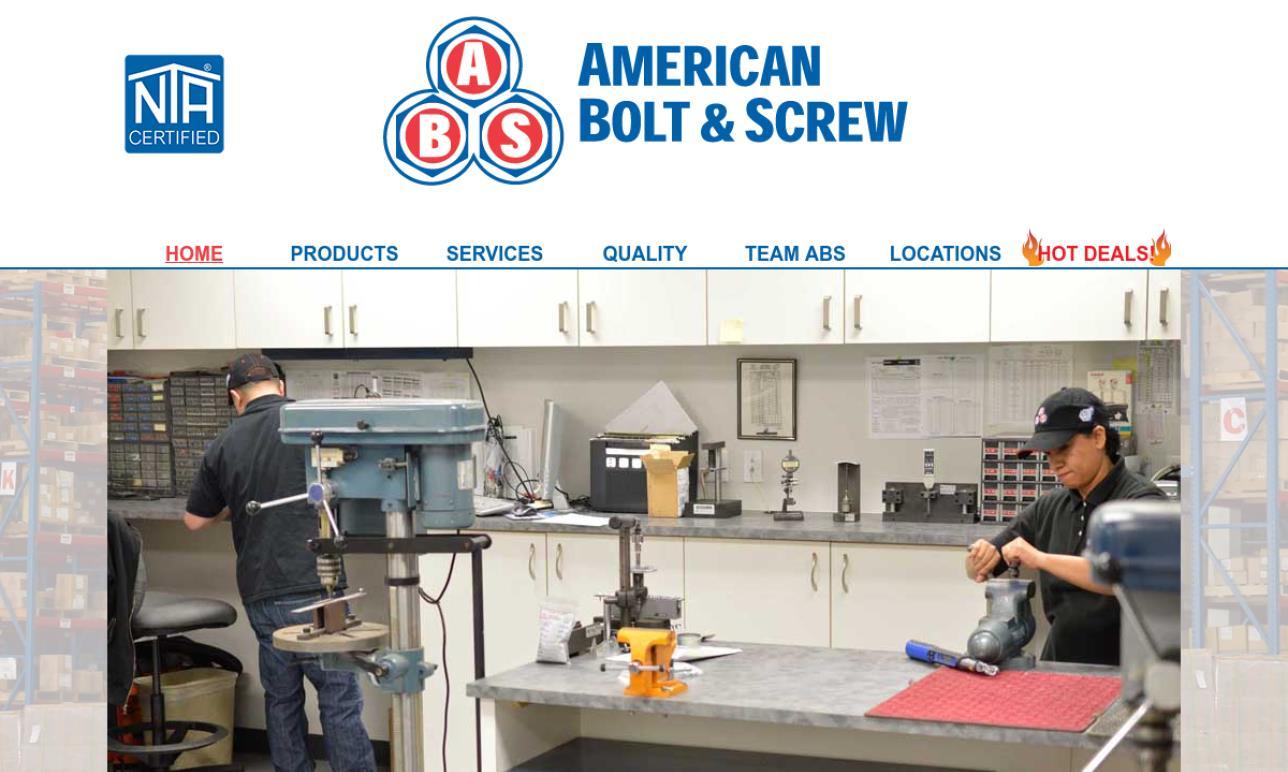 American Bolt & Screw