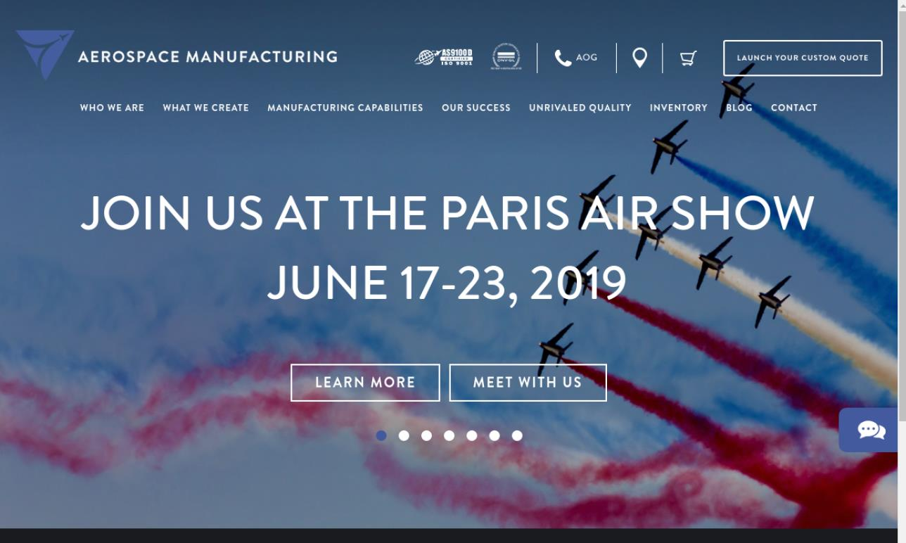 Aerospace Manufacturing Corporation