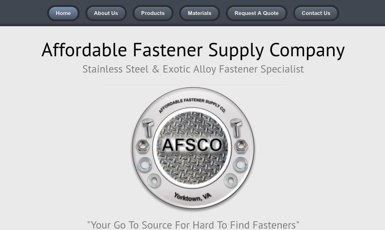 Affordable Fastener Supply Co.