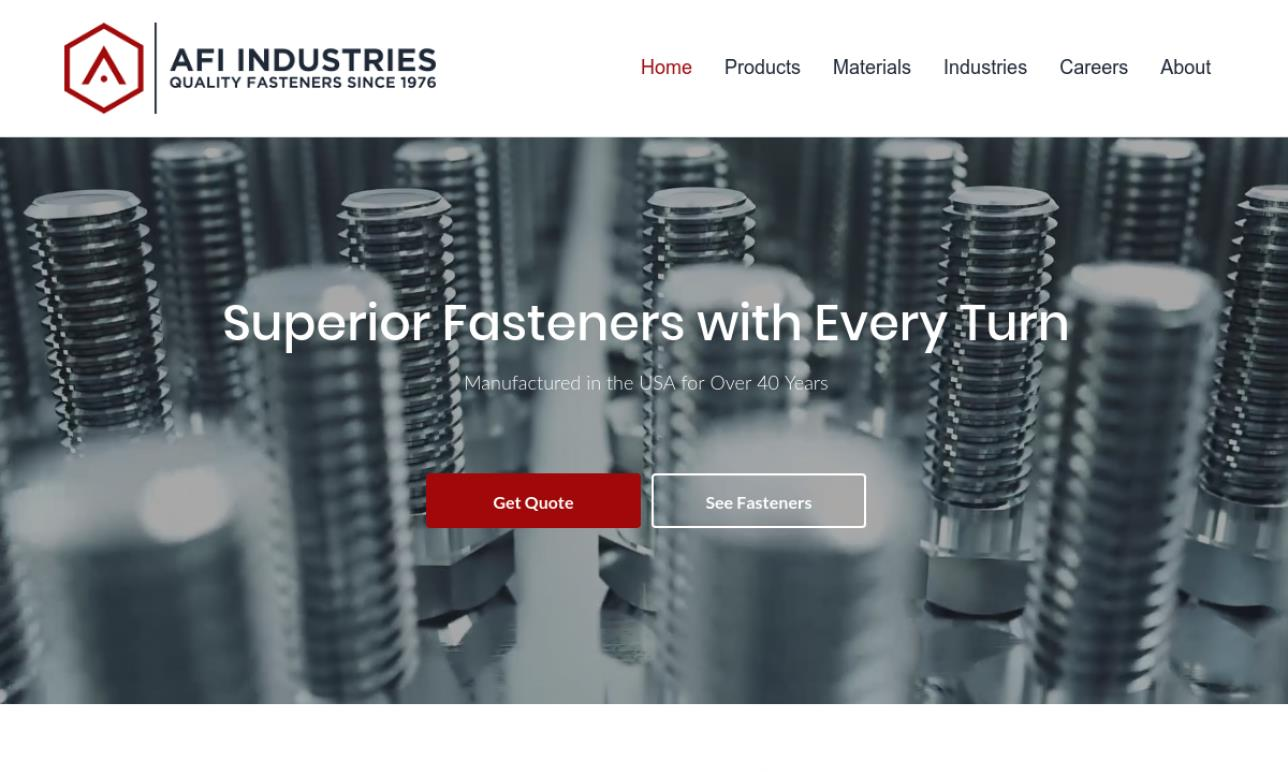 AFI Industries, Inc.