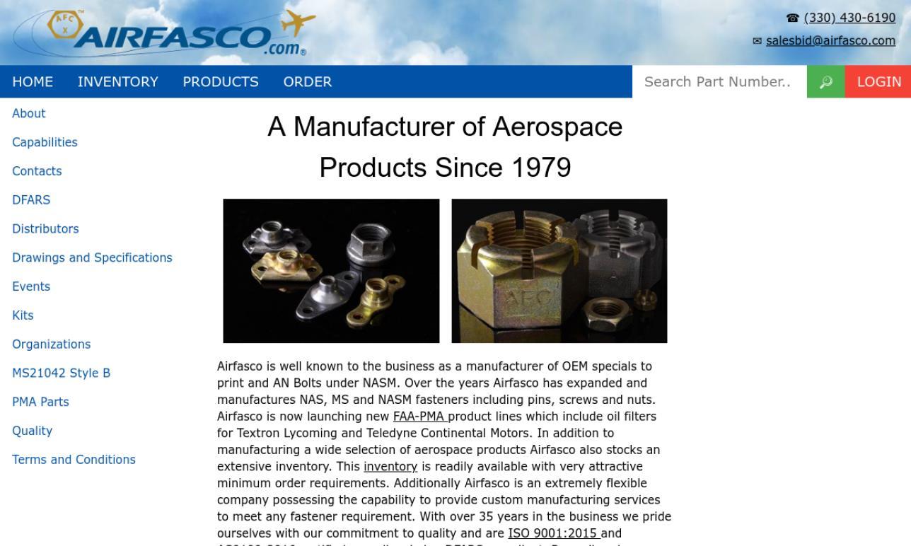 Airfasco Industries
