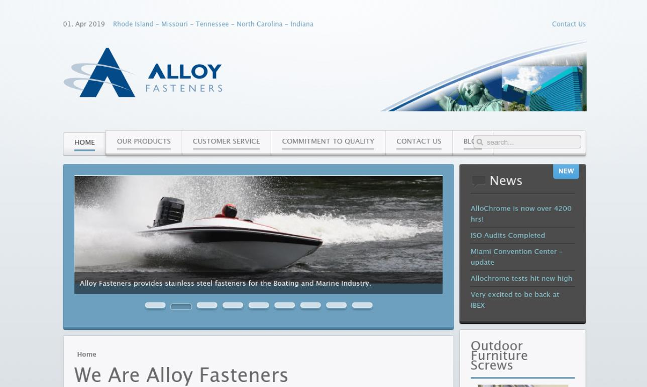 Alloy Fasteners Co.