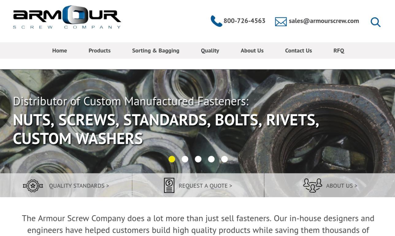 Armour Screw Company