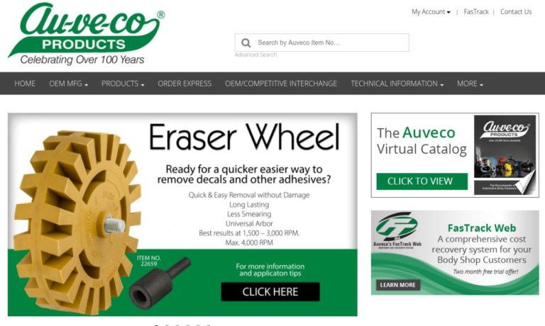 Auto-Vehicle Parts Co.
