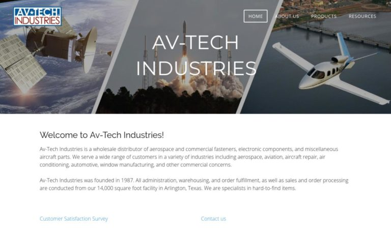 Av-Tech Industries, Inc.