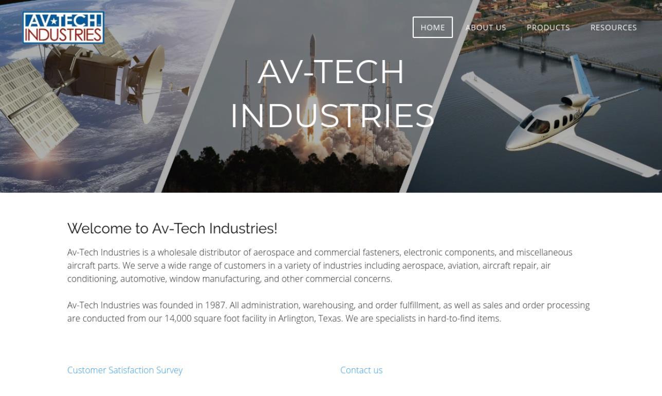 Av-Tech Industries, Inc.