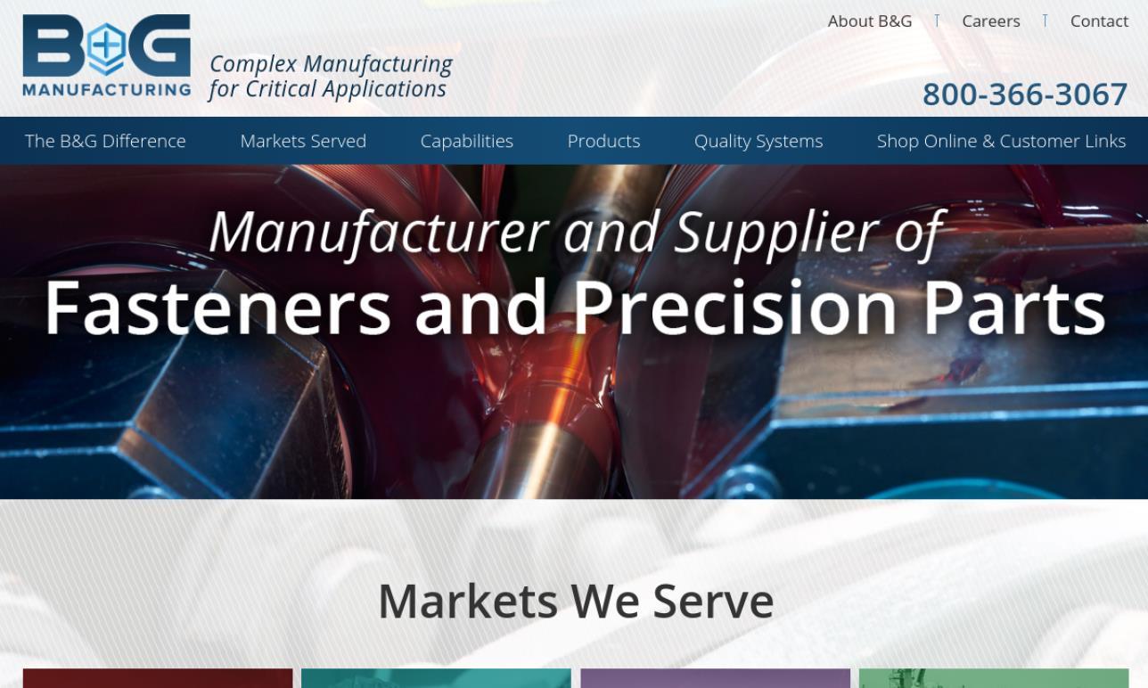 B&G Manufacturing