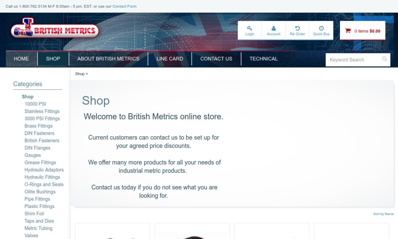 British Metrics
