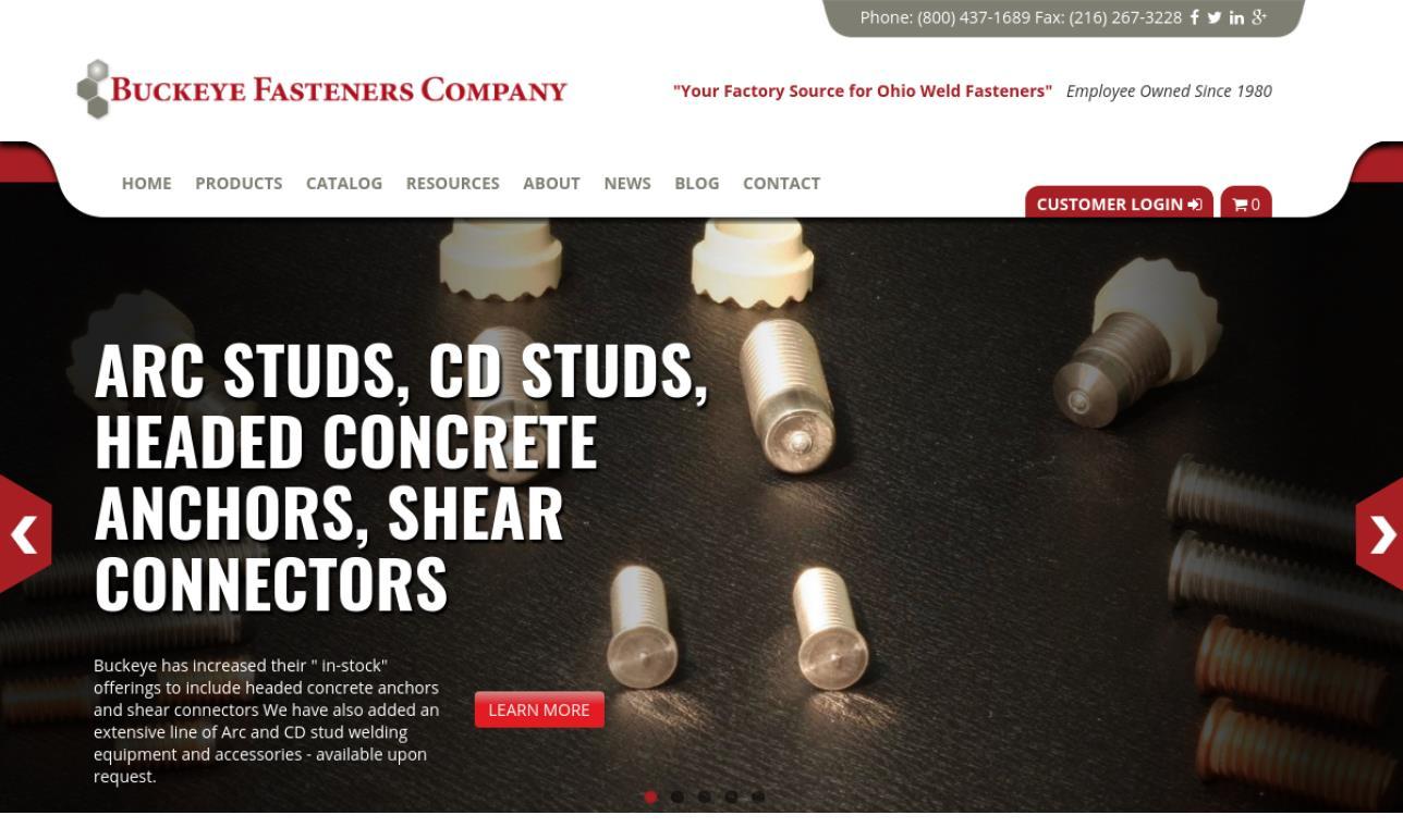 Buckeye Fasteners, Inc.