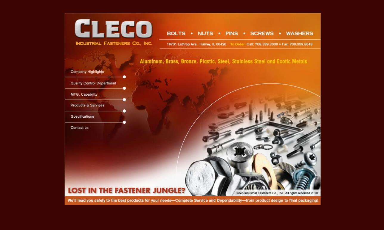Cleco Industrial Fasteners, Inc.