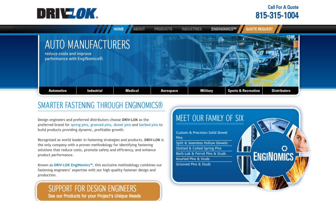 Driv-Lok Inc.