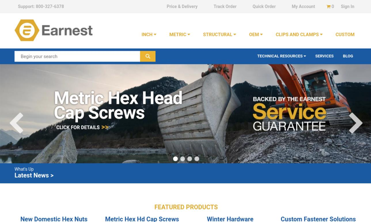 Earnest Machine Products Company