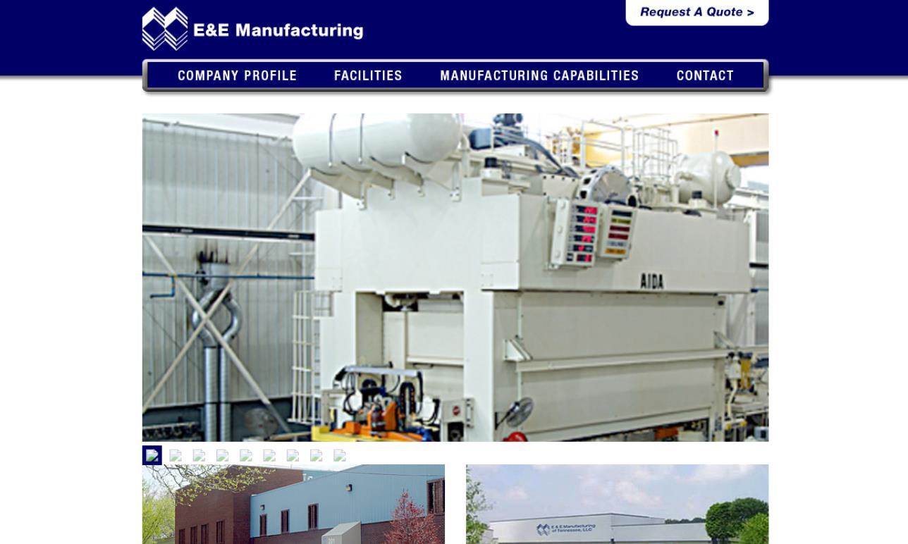 E & E Manufacturing