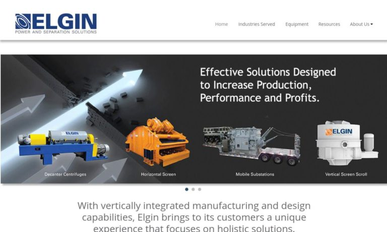 Elgin Equipment Group