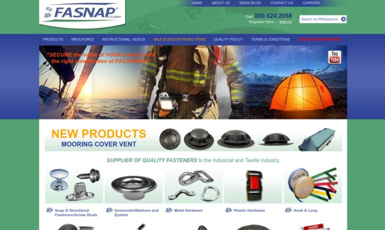 Fasnap® Corporation
