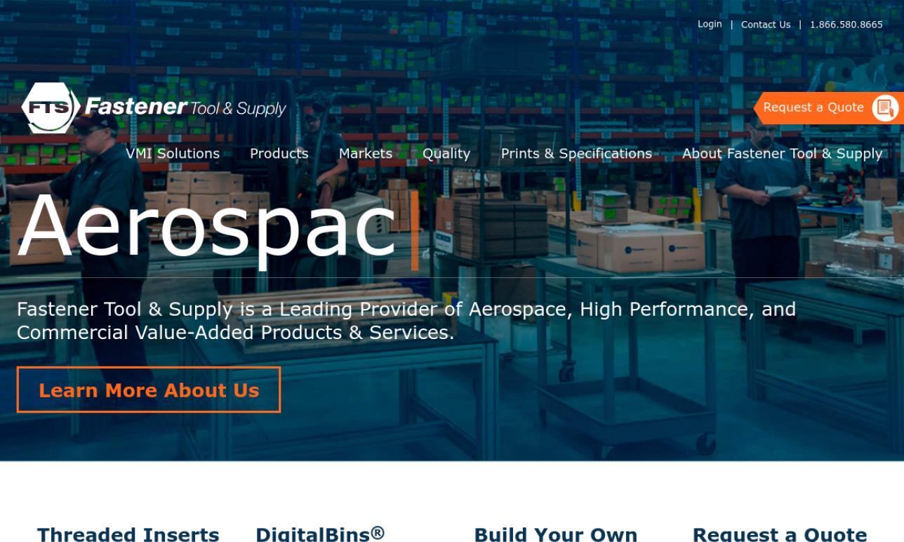 Fastener Tool & Supply, Inc.