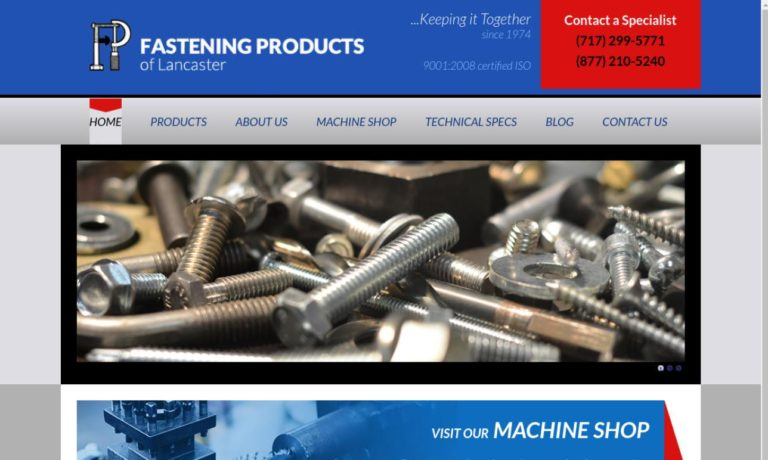 Fastening Products of Lancaster, Inc.