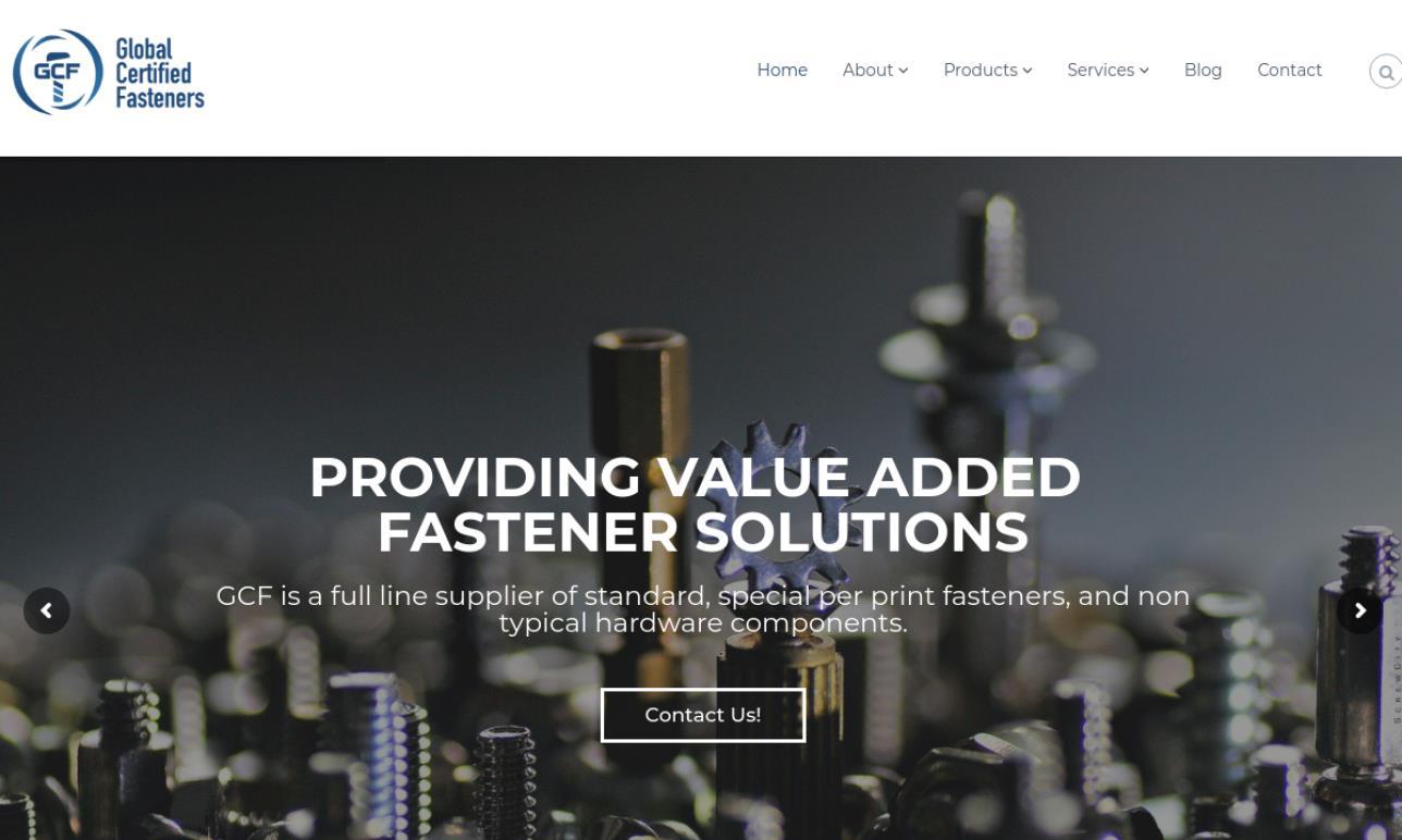 More Fastener Manufacturer Listings