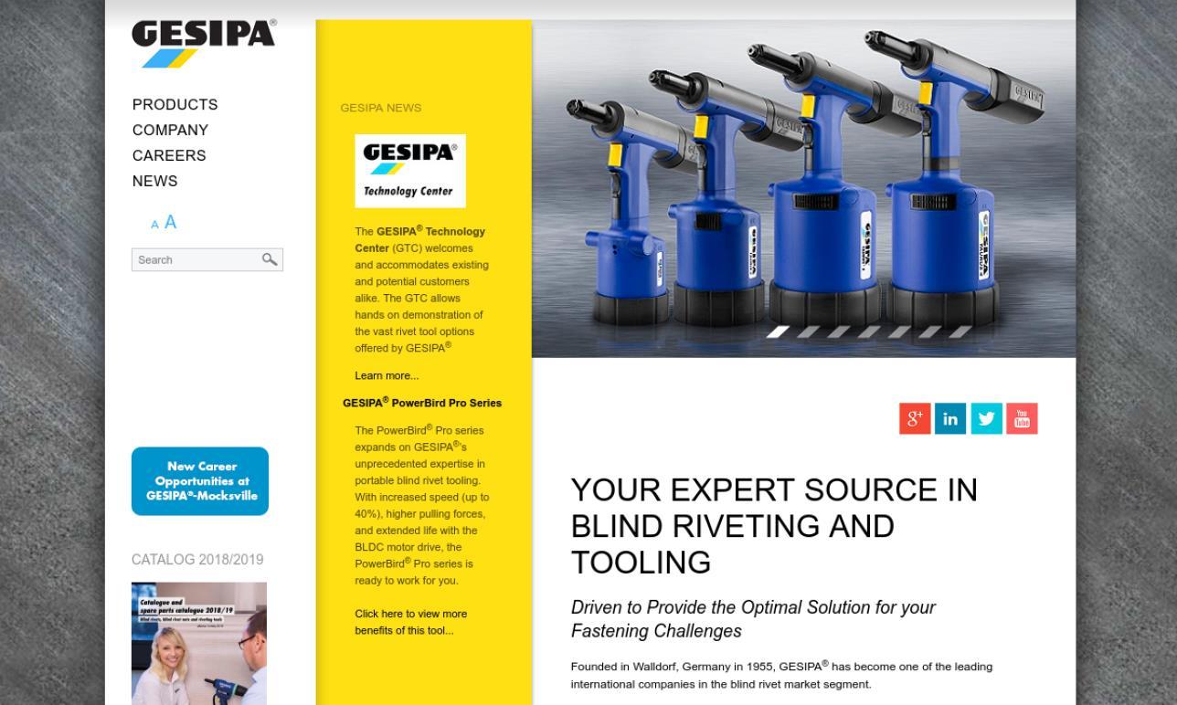 GESIPA Fasteners USA, Inc.