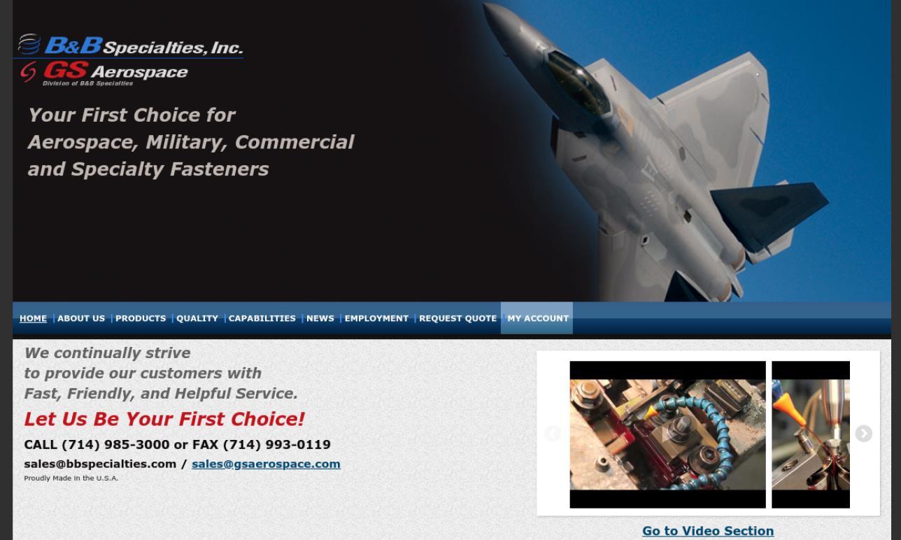 GS Aerospace