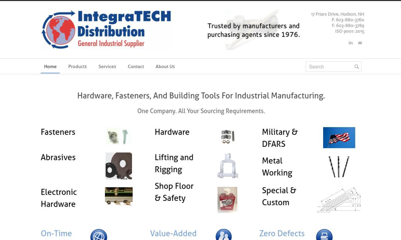 IntegraTECH Distribution