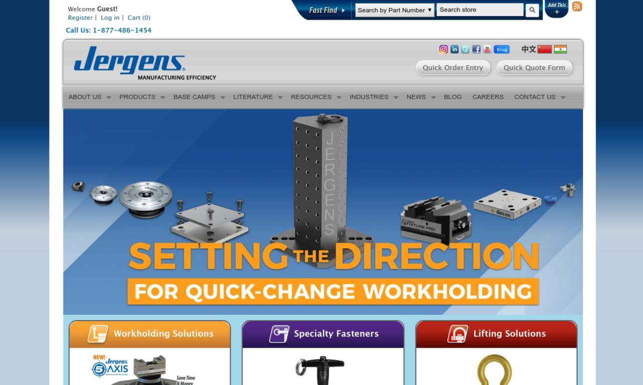 Jergens, Inc.