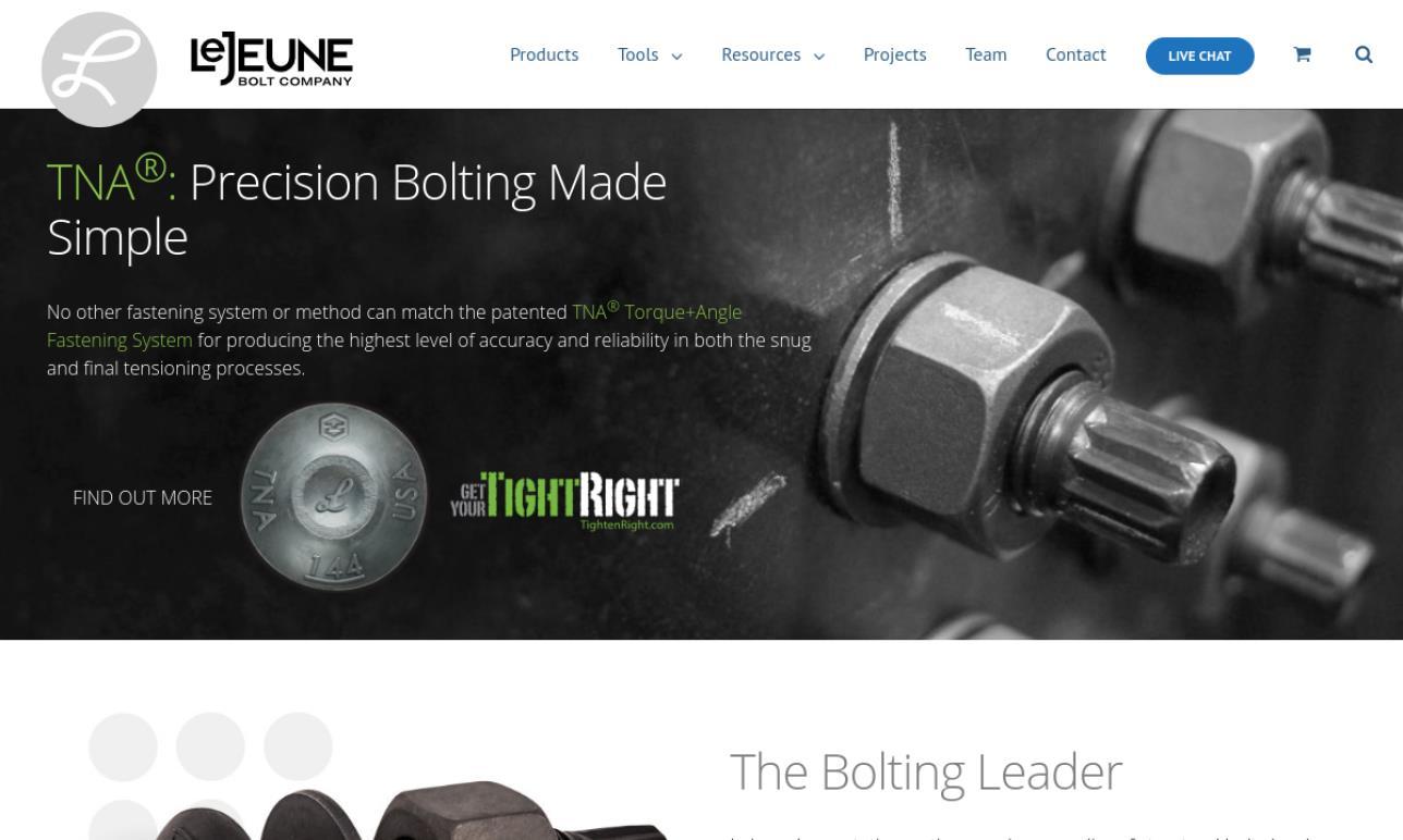 LeJeune Bolt Company