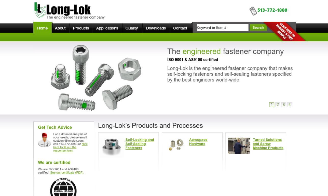 Long-Lok Fasteners Corporation