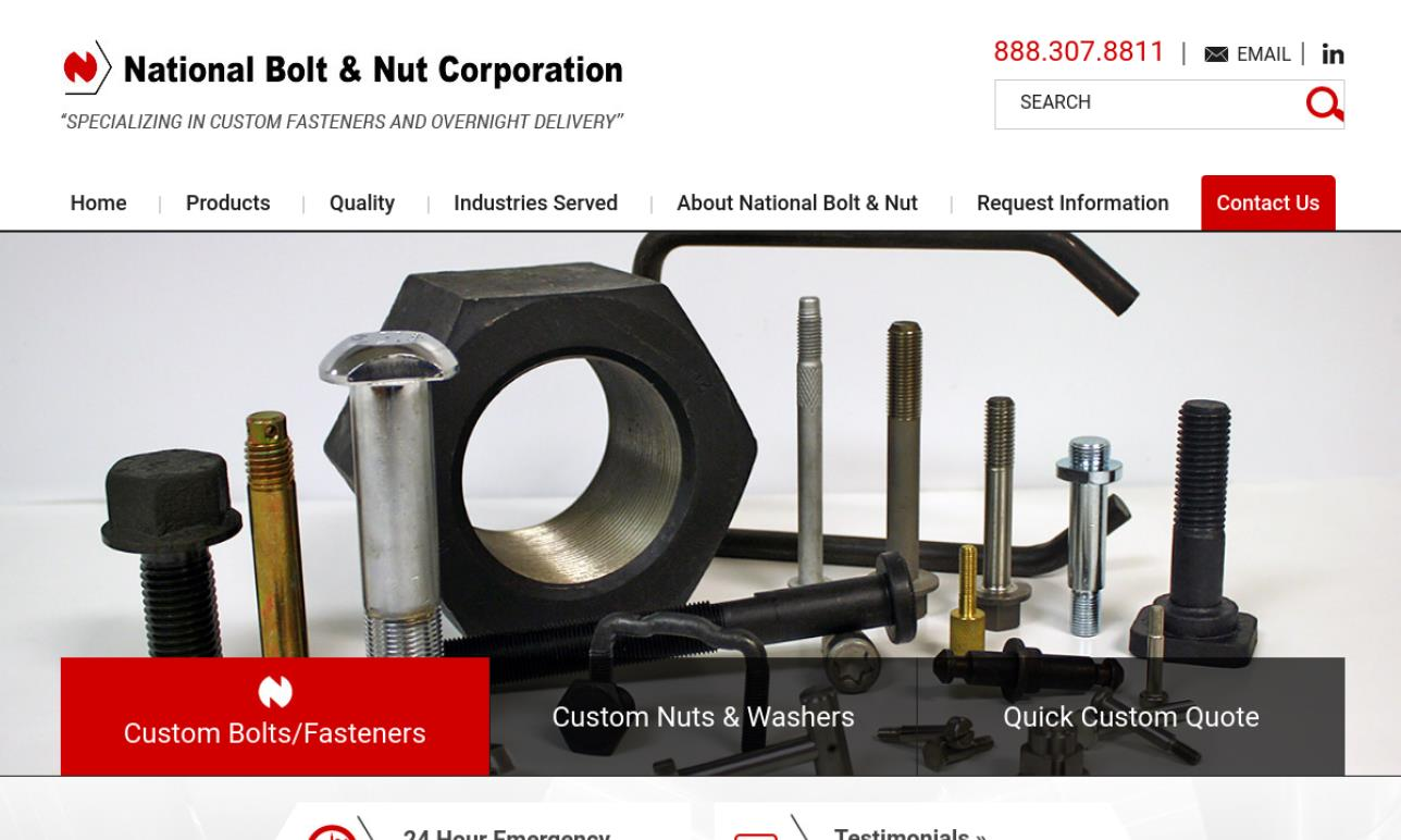 National Bolt & Nut Corporation