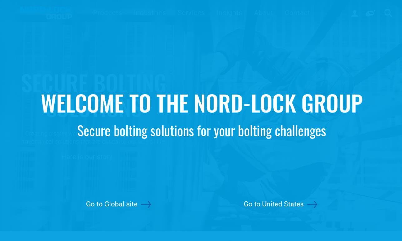 Nord-Lock / Superbolt®, Inc.