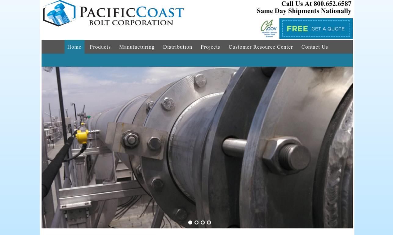 Pacific Coast Bolt Corporation