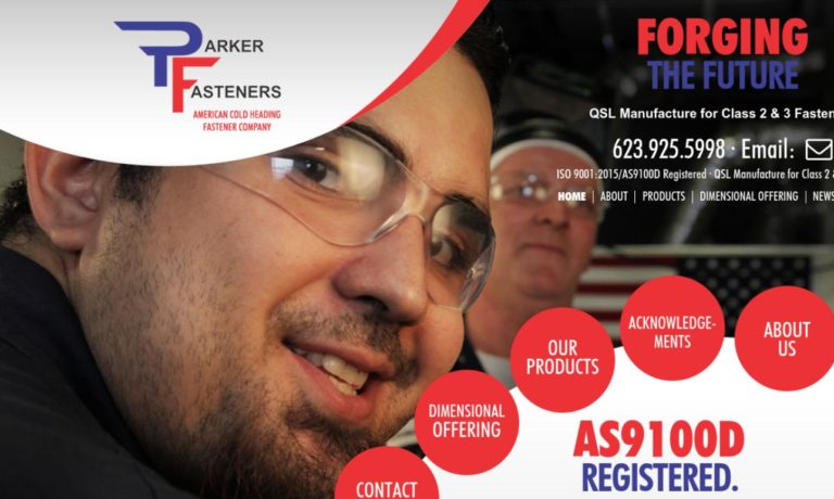 Parker Fasteners