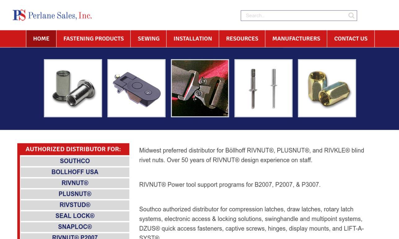 Perlane Sales, Inc.