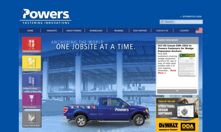 Powers Fastening Innovations/DEWALT