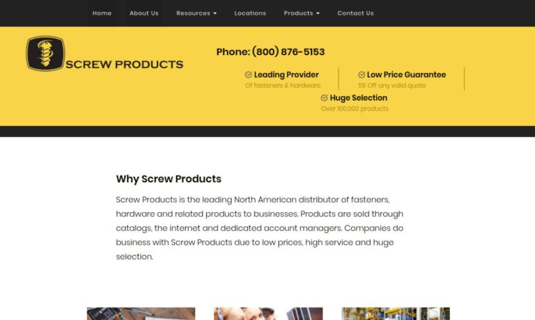 Screw Products International