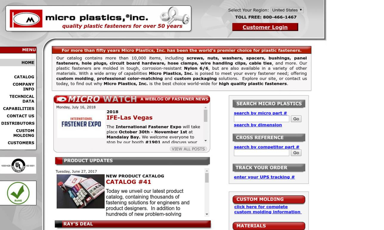 Micro Plastics, Inc