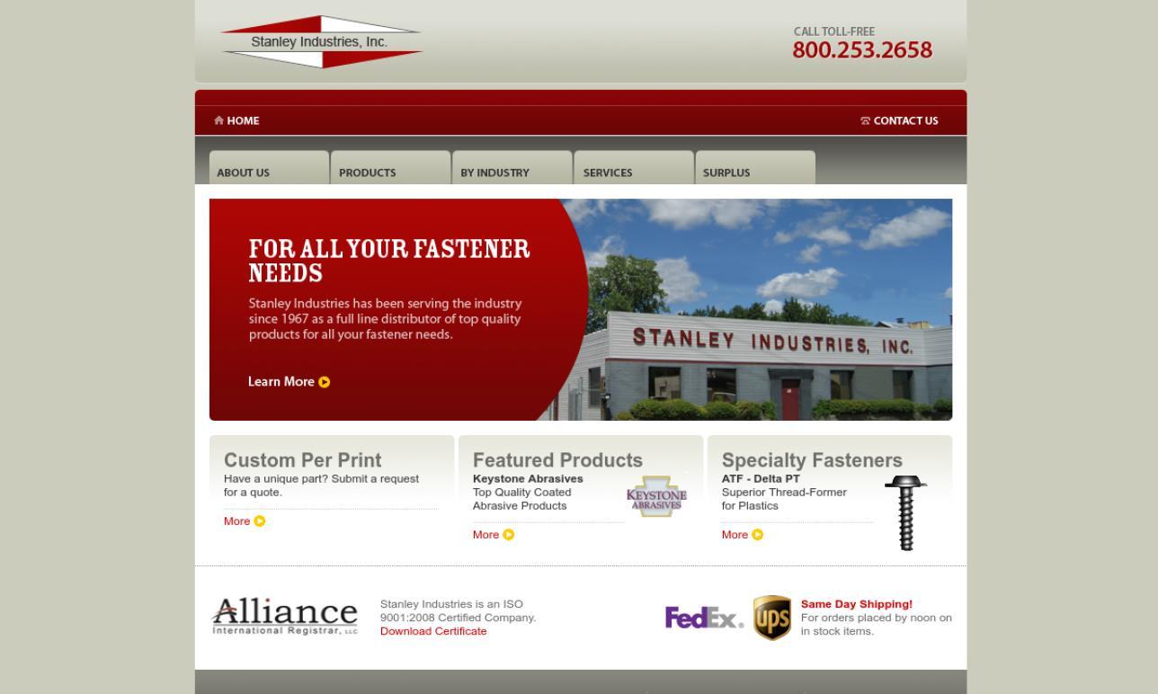 Stanley Industries Inc.