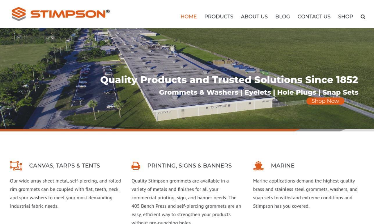 Stimpson Company, Inc.