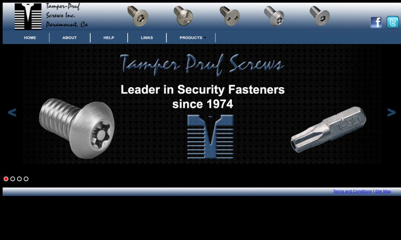 Tamper-Pruf Screws, Inc.