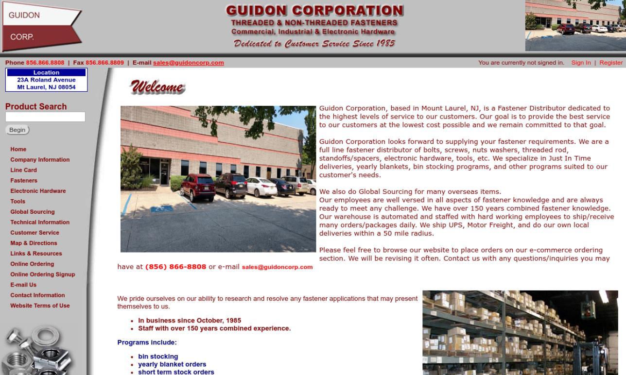 Guidon Corporation
