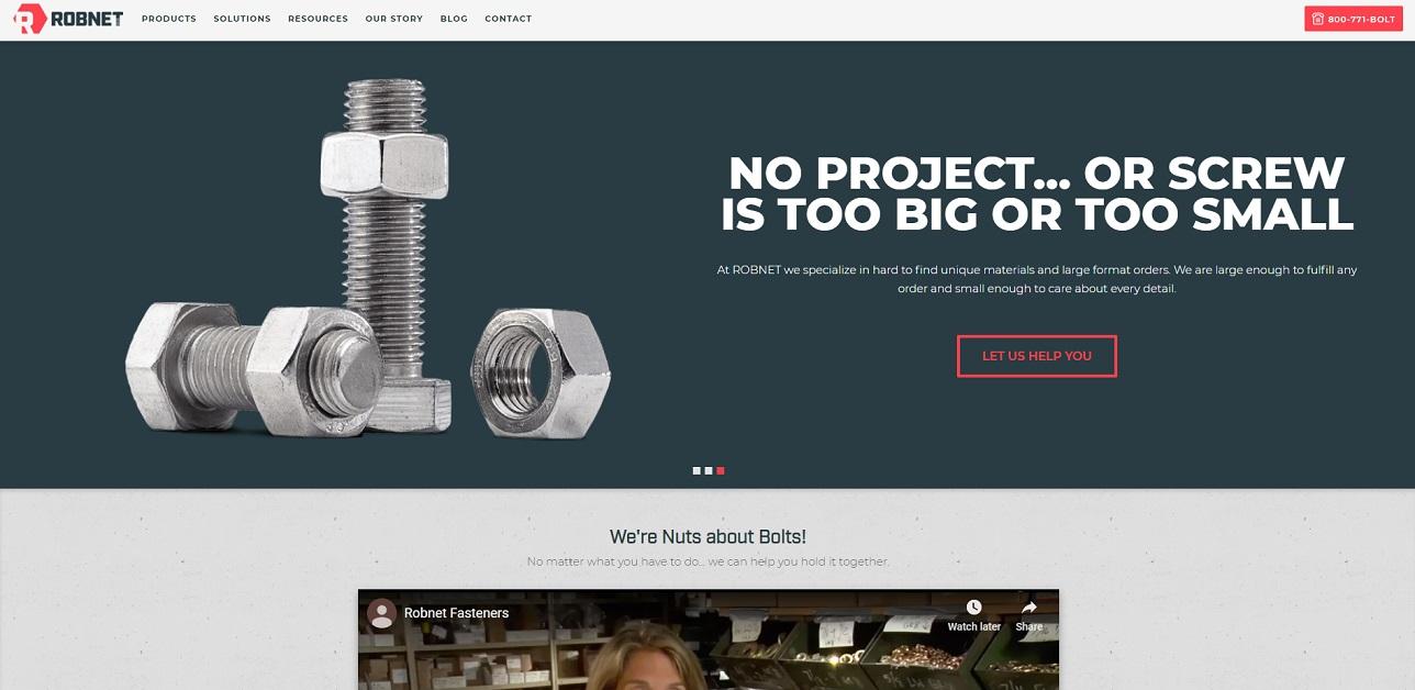 Fastener Manufacturers | Fastener Suppliers