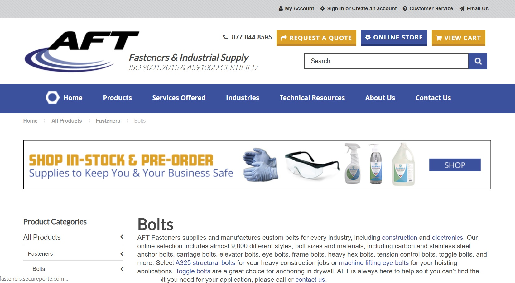 AFT Fasteners