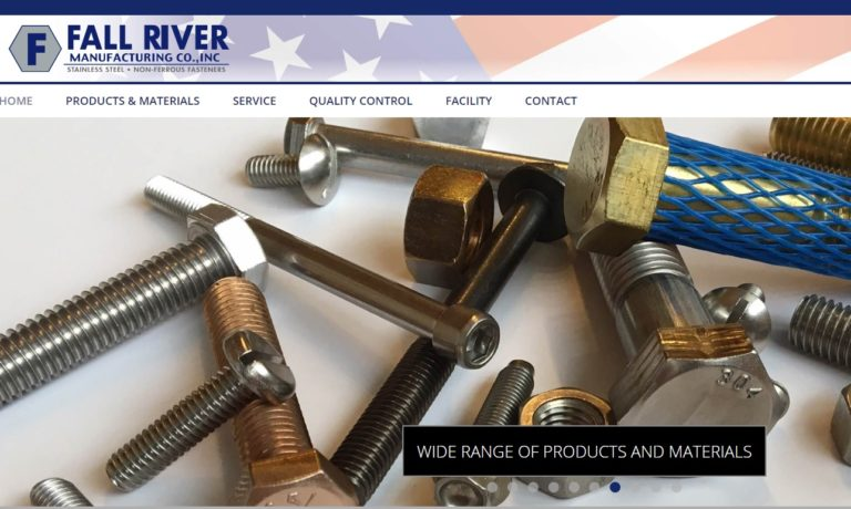Fall River Manufacturing Co., Inc.